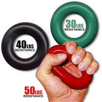 Grip Pro Trainer 3 Grip Set, 30 - 50 lb Resistance
