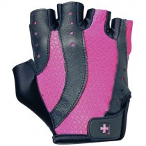 Harbinger Women's Pro Gloves In Black/Pink