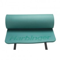 "Harbinger 5/8"" Ribbed Durafoam Mat - Green"