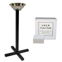 Ader Fitness Gym Chalk Stand with Chalk