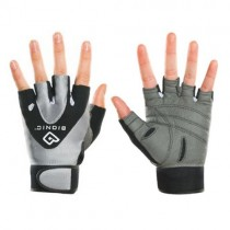 Bionic Women's StableGrip Half-Finger Fitness Gloves