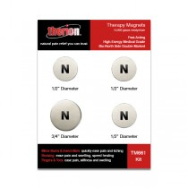 Therion Magnetics Neodymium Therapy Magnet Kit