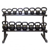 Troy VTX Kettlebell Sets with Storage Rack