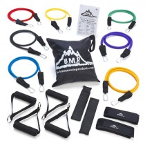 Black Mountain Products Ultimate Resistance Band Set