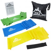 Black Mountain Products Therapy Band Set of 3