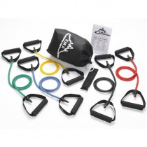Black Mountain Products BMP5L Resistance Band Set of 5