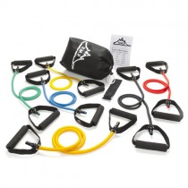Black Mountain Products BMP6L Strong Man Set of 6 Resistance Bands