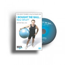 FitBall I Bought The Ball...Now What? - Stability Ball Training DVD