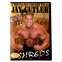 Jay Cutler DVD Ripped to Shreds