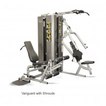 Inflight Fitness Vanguard  Multi Gym