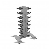 Inflight Fitness 8-Pair Vertical Dumbbell Rack