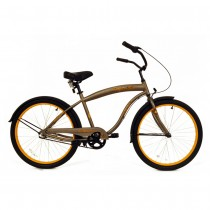Kettler Bicycle Men's Verso 3-Speed Vegas - Bronze