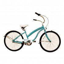 Kettler Bicycle Ladies' Verso 3-Speed Vegas - Aqua