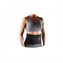 McDavid Women's Waist Trimmer - Black - OSFA