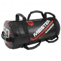 Meister 50LB Elite Fitness Sandbag w/ Removable Kettlebells