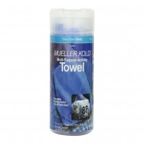 Mueller Kold Multi-purpose Activity Towel - 17 x 12 inches - Blue