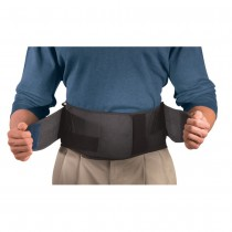 Mueller Adjustable Back Brace with Lumbar Pad - Plus Size