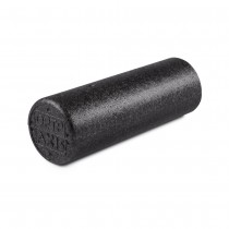 "OPTP Black Axis Firm Foam Roller - 18"" x 6"""