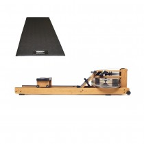 WaterRower Oxbridge Bundled w/ WaterRower Mat
