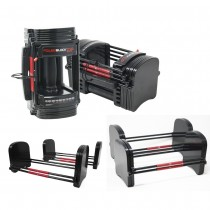 PowerBlock EXP Adjustable Dumbbell Set 5 - 90lbs