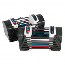 PowerBlock 3-24 lb SportBlock Dumbbell Set