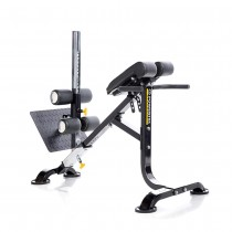Powertec Dual Hyperextension/Crunch