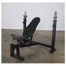 Powertec Olympic Bench - Black