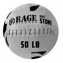 "Rage Fitness Soft Stone 22"" Atlas Ball"