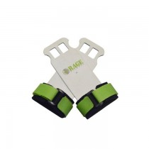 Rage Prime Contour Grips - Green
