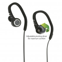 SCOSCHE SportFlex 3 Earbuds with TapIT Remote and Mic