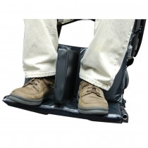 "Skil-Care Wheelchair Footrest Extender - 3"" Leg Separator"