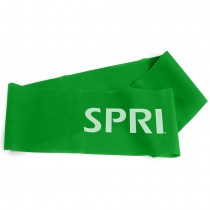 SPRI Flat Band Loop - Green - Light