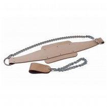 Troy Heavy Duty Leather Dipping Belt and Accessory Strap