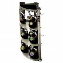 Troy Vertical Kettlebell/Accessory Rack