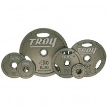 Troy Enamel Finish Interlocking Grip Plates