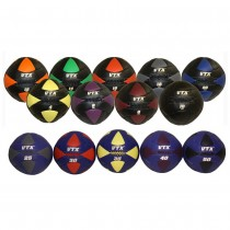 Troy VTX Leather Wall Ball