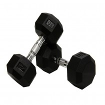 Troy 8-Sided VTX Urethane Octagonal Dumbbells