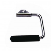 Troy Revolving Stirrup Handle with Rubber Grip