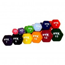 Troy 1 - 15 lb Vinyl Dumbbell Set