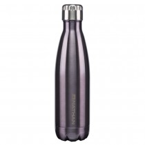 Nathan Chroma Steel Water Bottle - Metallic