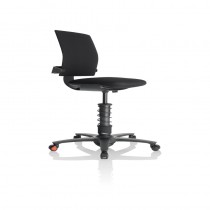 3DEE Microfiber Spring Office Chair