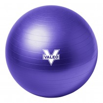 Valeo Burst Resistant 55 cm Body Ball with Pump and DVD