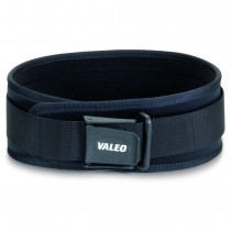 "Valeo 4"" Wide Competition Memory Foam Core Weightlifting Belt"