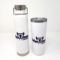 Unique Fitness Water Bottle Set