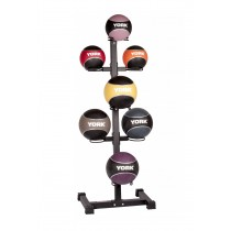 York Medicine Ball Storage Rack – 7 ball – Vertical