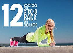 12 exercises strong back shoulders thumb