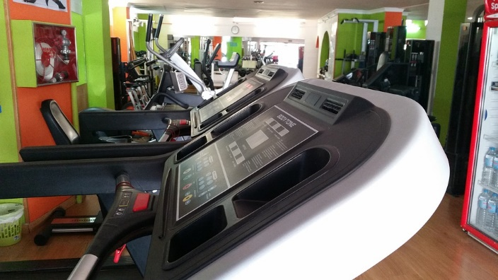 Treadmill-Control-Pannel