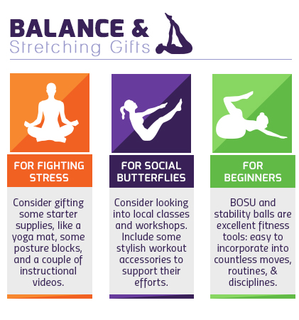 balance and stretching gifts