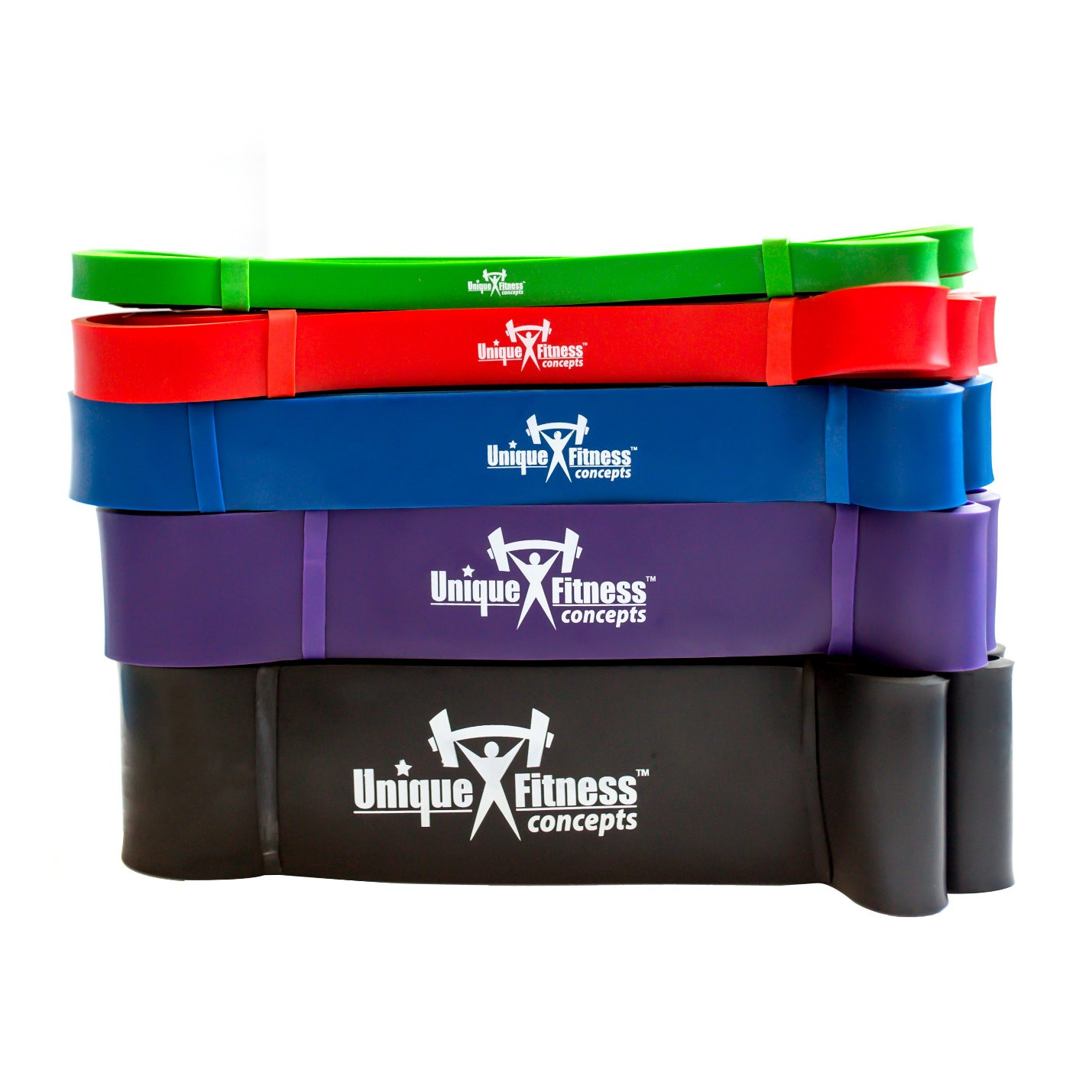pile of Resistance Bands